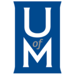 Logo of University of Memphis for our ranking of top online criminal justice degrees