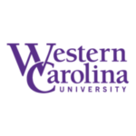 Logo of WCU for our ranking of top online criminal justice degrees