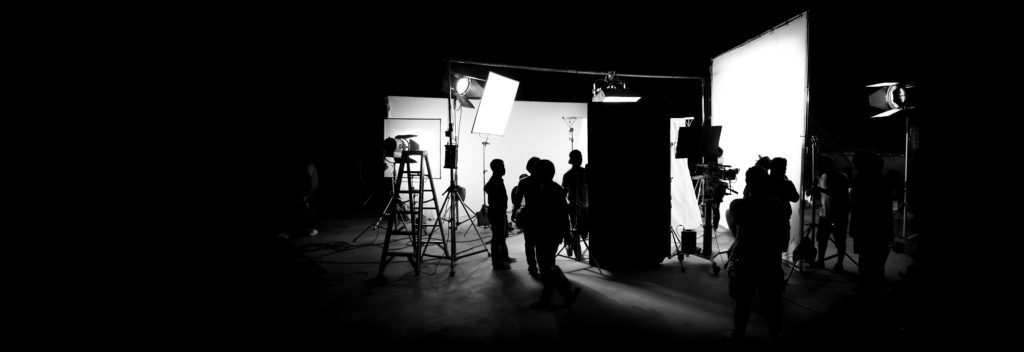 Image of movie set for our ranking of Top Film Scholarships