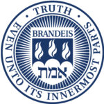 Logo of Brandeis University for our ranking of colleges that don't require SATs