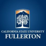 Logo of CSU Fullerton for our ranking of colleges that don't require SATs