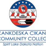 Logo of Cankdeska Cikana Community College for our ranking of Best Tribal Colleges