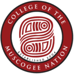 Logo of College of the Muscogee Nation for our ranking of Best Tribal Colleges