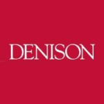 Logo of Denison University for our ranking of colleges that don't require SATs