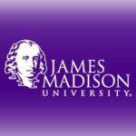 Logo of James Madison University for our ranking of colleges that don't require SATs