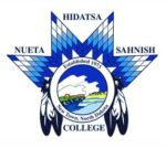 Logo of Nueta Hidatsa Sahnish for our ranking of Best Tribal Colleges