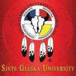 Logo of Sinte Gleska University for our ranking of Best Tribal Colleges