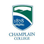 Logo of Champlain College for our ranking of best online Human Resources degree programs