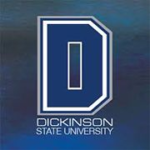 Logo of Dickinson State University for our ranking of best online Human Resources degree programs