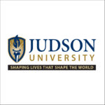 Logo of Judson University for our ranking of best online Human Resources degree programs