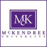 Logo of McKendree University for our ranking of best online Human Resources degree programs