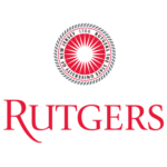 Logo of Rutgers for our ranking of best online Human Resources degree programs
