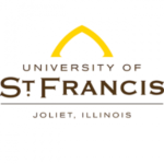 Logo of University of St. Francis for our ranking of best online Human Resources degree programs
