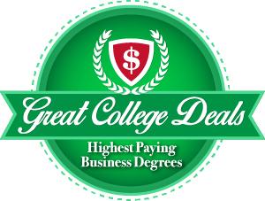 Great College Deals Badge