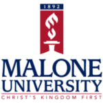 Malone University Logo for Top 20 Conservative Christian Colleges