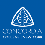Concordia College Logo for 20 Great Deals on Small Colleges in New York