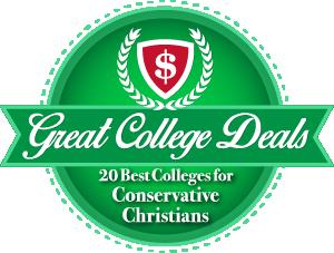 20 Best Colleges - Conservative Christians