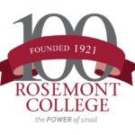Rosemont College Logo For Most Affordable Online Master's in Entrepreneurship